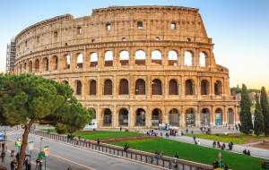 Kelionės į Romą